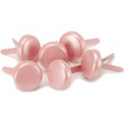 BRADS - BAZZILL BLING - 10 MM - IN THE PINK