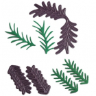 Cheery Lynn Designs - B146 - Pine Branches