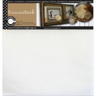 CANVAS CORP - TISSUESTOCK WAXED PAPER 12X12 - WHITE - 20stk