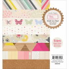 CRATE PAPER - PAPER PACK 6X6 - NOTES & THINGS