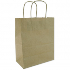 CINDUS - TINTED KRAFT BAGS MEDIUM - NATURAL