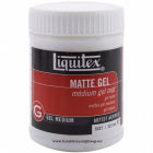 LIQUITEX - ACRYLIC GEL MEDIUM 5321 - MATTE 8oz