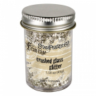 STAMPENDOUS - FRAN-TAGE - CRUSHED GLASS GLITTER - SILVER