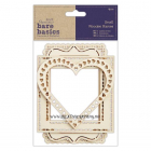 DOCRAFTS - WOOD FRAMES - 174639 - SMALL