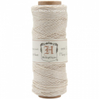 HEMPTIQUE - HEMP CORD 1Olb - WHITE