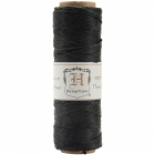 HEMPTIQUE - HEMP CORD 1Olb - BLACK