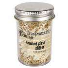 STAMPENDOUS - FRAN-TAGE - CRUSHED GLASS GLITTER - CHAMPAGNE