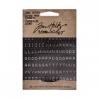 TIM HOLTZ - IDEA-OLOGY - TH93072 - LABEL LETTERS - BLACK