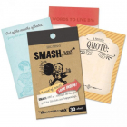 K&COMPANY - SMASH LIST PAD - WORD OF MOUTH