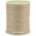 MAY ARTS - BURLAP STRING JUTE SM10 - 1 MM - NATURAL pr.m