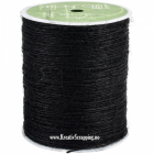 MAY ARTS - BURLAP STRING JUTE SM08 - 1 MM - BLACK pr.m