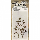 TIM HOLTZ - LAYERED STENCIL THS035 - WILDFLOWER