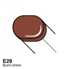 COPIC - SKETCH MARKER E29 - BURNT UMBER