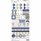TERESA COLLINS - URBAN MARKET 1021 - STICKERS - DECORATIVE
