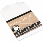 CANVAS CORP - PAPER BAGS WHITE 1646 - MINI