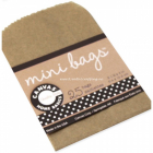 CANVAS CORP - PAPER BAGS KRAFT 1647 - MINI