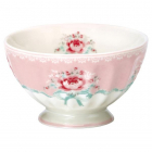 French bowl Betty pale pink medium