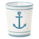 GreenGate lys Anchor aqua