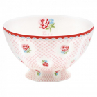 French bowl Tammie pale pink medium