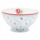 French bowl Tammie pale blue XL
