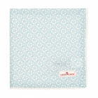 Bread basket napkin Sonja pale blue