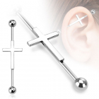 Industrial cross barbell