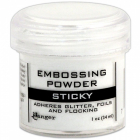 Ranger; Sticky Embossing Powder