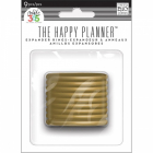 Planner Expander Rings Gold large