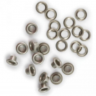 "WeRM; Eyelets & Washers 3/16"" Nickel"