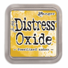 Distress Oxide - Fossilized Amber,