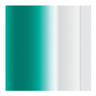 "Reactive Foil - 12"" - Ombre Teal Si"