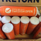 Tretorn Swedish Open kasse 18 rør
