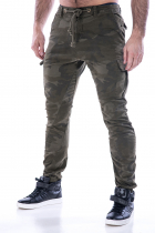 Army Cargo Pants -