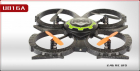 UDI U816A RC Quadcopter UFO RTF 2.4GHZ