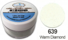 ELISZABETH CRAFT - SILK MICROFINE GLITTER 693 - WARM DIAMOND