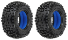 "Pro-Line 118201 Badlands SC 2.2""/3.0"" M2 Tires Slash (2)"