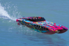 Traxxas 570464 DCB M41 Widebody Catamaran TSM Brushless RTR