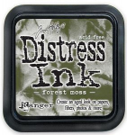 DISTRESS DYE INKS PAD - Forest Moss