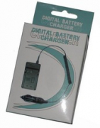 Digital Battery Charger Fits