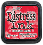 DISTRESS DYE INKS PAD - CANDIED APPLE - DESEMBER 2015