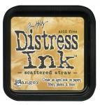 DISTRESS DYE INKS PAD - Scattered Straw