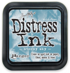 DISTRESS DYE INKS PAD - Stormy Sky