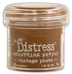 DISTRESS POWDER - VINTAGE PHOTO 21179 - RUST EFFECT