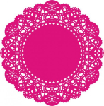 CHEERY LYNN DESIGNS - DL102 - FRENCH PASTRY DOILY