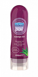 Bilde av DUREX PLAY MASSAGE 2IN1 200ML