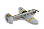 Nine Eagles 778B P47 Thunderbolt 4CH Micro RC Plane
