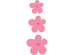 COL1323 - MARIANNE DESIGN COLLECTABLE - Blomstersett