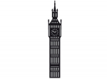CR1221 - Marianne Design Craftables - Big Ben