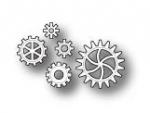 MEMORY BOX - DIES 98847 - MINI GEARS