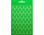 JOY CRAFTS STENCIL - 6002-0612 - CHRISTMAS CONIFER